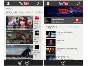 Redesigned YouTube App Goes Live for Windows Phone 8