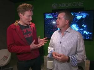 Conan Visits E3 and Picks the Best Game Console