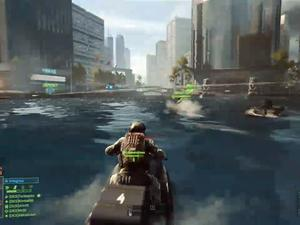 Battlefield 4 Multiplayer Gameplay Demo Destroys Buildings and Minds