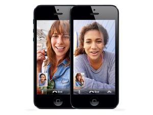 AT&T FaceTime Over Cellular Enabled for iPhone 5 Owners with Unlimited Plans