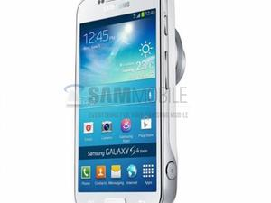First Picture of Samsung Galaxy S4 Zoom Leaked