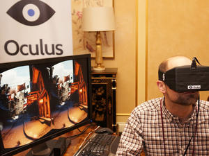 Oculus Rift Lands $16m in Funding, Virtual Reality To Grace Our Eyeballs Soon
