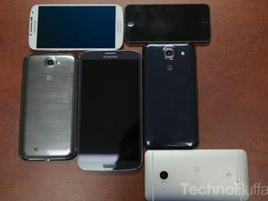 Samsung Galaxy Mega 6.3: A Size Comparison With the Competition