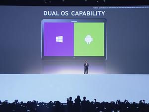 Samsung Announces Two New Windows Tablets: The ATIV Q and ATIV Tab 3