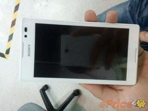 Leaked Sony Xperia Z Ultra Photos Reveal 6.4-inch Phablet
