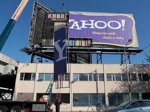 Yahoo Reportedly Working On YouTube Competitor