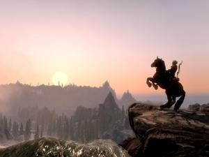 19 Year Old Builds Massive Skyrim Mod in Just One Year
