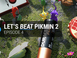 Let's Beat Pikmin 2 - Episode #4