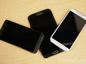 Top 5 Sprint Phones (2013)