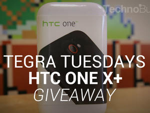 Tegra Tuesday Giveaway: HTC One X+ 64GB!
