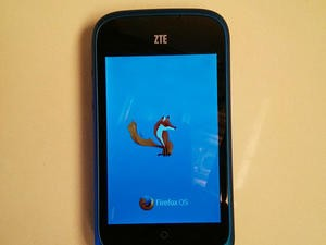 First Firefox OS Smartphone ZTE Open on Sale Today in Spain