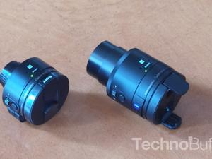 Sony's QX100 and QX10 Lens-Style Cameras Getting Tablet and Phablet Attachments