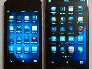 BlackBerry Z30 Compared to Z10 and Q5