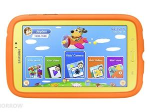 The Galaxy Tab 3 Kids is a Colorful Tablet for Children