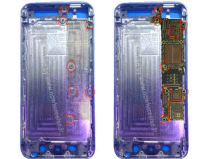 iPhone 5S Compared to iPhone 5 In New Hardware Images