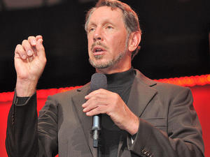 """Oracle's Larry Ellison Accuses Google of Acting """"Absolutely Evil"""" in Handling of Android"""