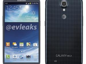 Samsung Galaxy Mega 6.3 for AT&T Image Leaks