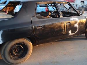 TechnoBuffalo's Driven Visits the Demolition Derby