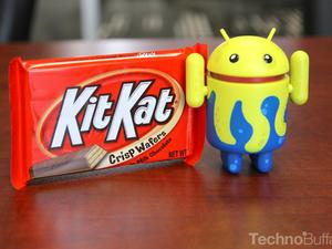 KitKat Now Running on 1.8% of Android Devices After Three Months