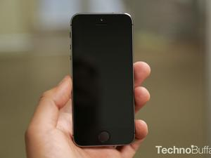 iPhone 5s Hands-On: The Same, But Better