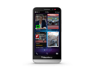 Rogers Changes Course and Opts to Carry the BlackBerry Z30
