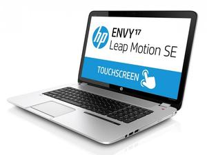 HP's New Laptop has Built-In Leap Motion Gesture Control