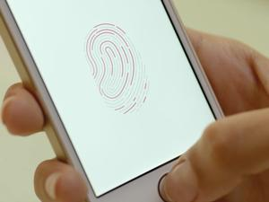 iPhone 5s Fingerprint Scanner Will be Demoed at Apple Stores