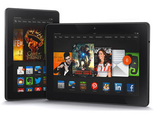 Amazon Launches Massive Kindle Fire HDX Back to School Sale