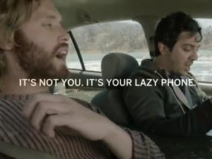 """New Moto X """"Lazy Phone"""" Commercial Highlights Touchless Control"""