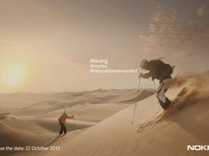 Nokia Announces Special Event Scheduled for October 22