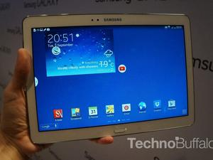 Samsung Galaxy Note 10.1 2014 Unveiled