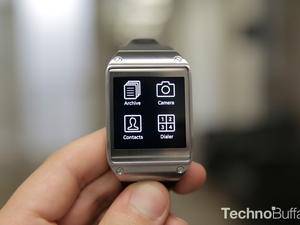 Galaxy Gear to Receive Update to Tizen OS