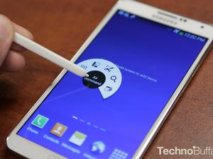 How to Get Air Command on Your Galaxy Note II