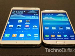 Galaxy Note 3 Spinoffs Rumored with LCD and Flexible Displays