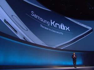 Huge Security Threat Spotted in Samsung's KNOX Security Software