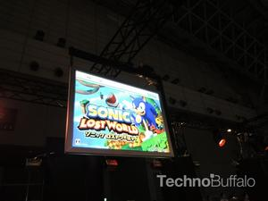 Sonic Lost World Hands-on Preview - Just Good in Trailers