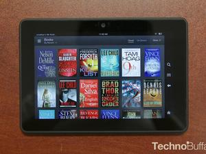 Kindle Fire HDX Marked Down $100 on Amazon for Today Only