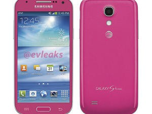 Galaxy S4 Mini Surfaces in Pink for AT&T