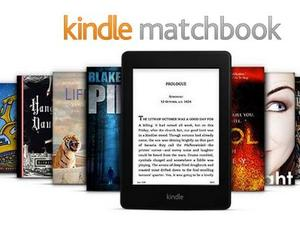 Kindle MatchBook Now Live, Offers eBook Versions of Titles You Already Own