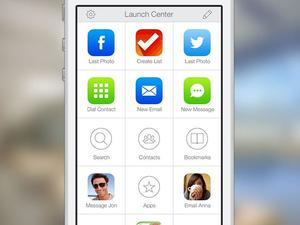 App of the Week: Easily Perform Specific Actions in iOS With Launch Center Pro