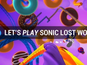 Let's Play Sonic Lost World - The Blue Blur's Wii U Romp