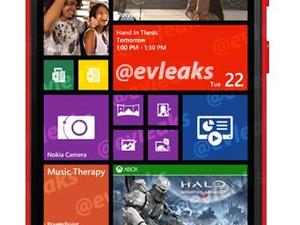 Nokia Lumia 1320 Leaked As Yet Another Windows Phone Phablet