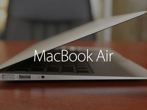 Retina MacBook Air to Launch This Year, Says Report