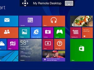 Microsoft App Turns Your iOS Device into a Windows 8.1 Device