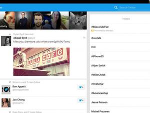 Samsung Gets Exclusive Dibs on Tablet-Optimized Twitter App for Android
