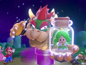 This Super Mario 3D World Trailer is Delightful