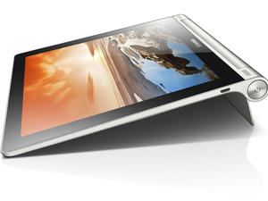 Lenovo Unveils Yoga Tablet with 18-Hour Battery & Built-In Kickstand