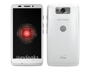 DROID Ultra and DROID Mini Leaked in White