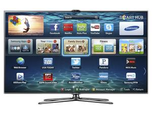 """Samsung apologizes for """"error"""" that sneaks ads onto Smart TVs"""