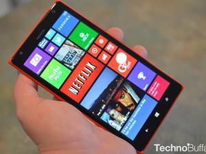 Nokia Lumia 1520 for AT&T First Impressions - Big, Bold and Beautiful